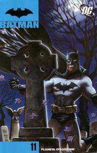 Cover Thumbnail for Batman (Planeta DeAgostini, 2006 series) #11
