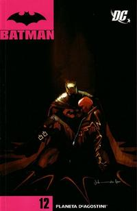 Cover Thumbnail for Batman (Planeta DeAgostini, 2006 series) #12