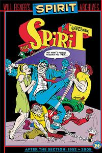Cover Thumbnail for Will Eisner's The Spirit Archives (DC, 2000 series) #26