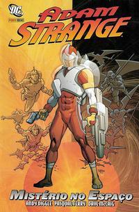 Cover Thumbnail for Adam Strange: Mistério no Espaço (Panini Brasil, 2007 series)
