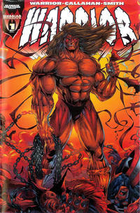 Cover Thumbnail for Warrior [Ashcan] (Ultimate Creations, 1996 series) #1