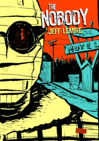 Cover Thumbnail for The Nobody (DC, 2009 series)