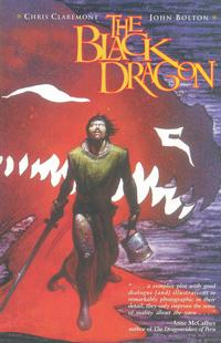 Cover Thumbnail for The Black Dragon (Dark Horse, 1996 series)