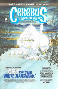Cover Thumbnail for Cerebus Archive (Aardvark-Vanaheim, 2009 series) #1