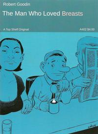 Cover Thumbnail for The Man Who Loved Breasts (Top Shelf, 2008 series) #A402