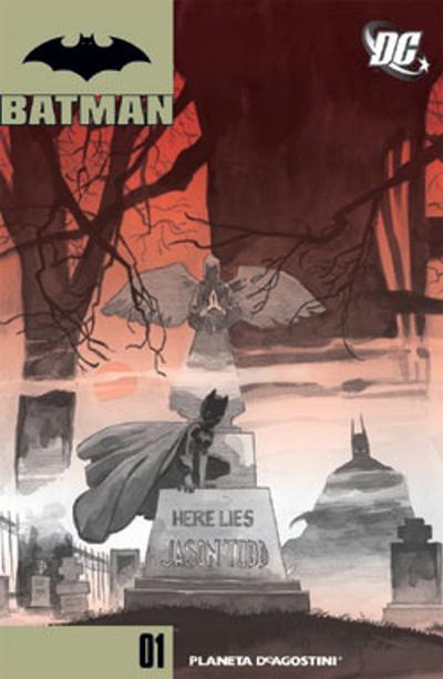 Cover for Batman (Planeta DeAgostini, 2006 series) #1