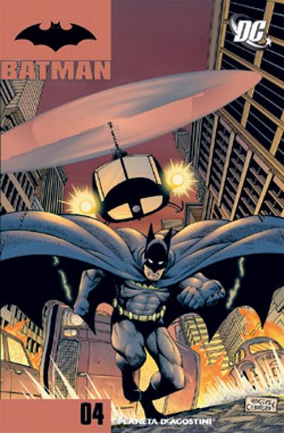 Cover for Batman (Planeta DeAgostini, 2006 series) #4