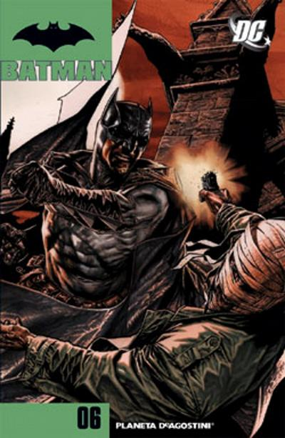 Cover for Batman (Planeta DeAgostini, 2006 series) #6