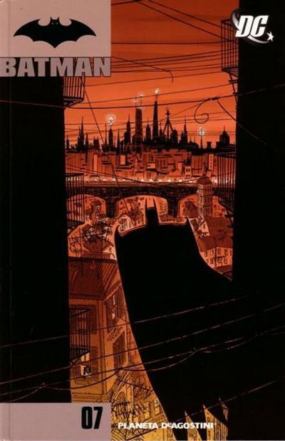 Cover for Batman (Planeta DeAgostini, 2006 series) #7