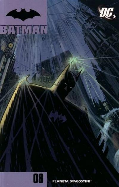 Cover for Batman (Planeta DeAgostini, 2006 series) #8