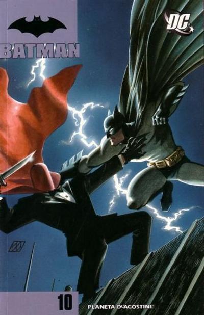 Cover for Batman (Planeta DeAgostini, 2006 series) #10