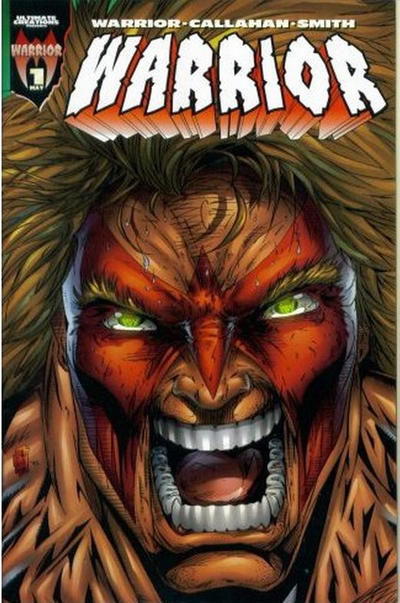 Cover for Warrior (Ultimate Creations, 1996 series) #1