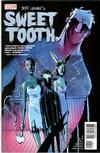 Cover for Sweet Tooth (DC, 2009 series) #4