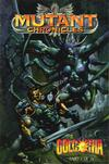Cover for Mutant Chronicles: Golgotha (Acclaim / Valiant, 1996 series) #1