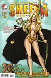 Cover for Sheena Queen of the Jungle: Dark Rising (Devil's Due Publishing, 2008 series) #2