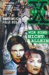 Cover for Akte X (Carlsen Comics [DE], 1996 series) #1