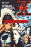 Cover for Akte X (Carlsen Comics [DE], 1996 series) #3 - Der Kannibale
