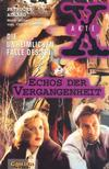 Cover for Akte X (Carlsen Comics [DE], 1996 series) #5 - Echos der Vergangenheit