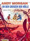 Cover for Andy Morgan (Carlsen Comics [DE], 1986 series) #3 - An den Grenzen der Hölle