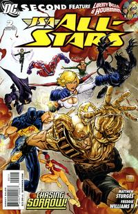 Cover Thumbnail for JSA All-Stars (DC, 2010 series) #2