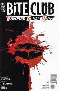 Cover Thumbnail for Bite Club: Vampire Crime Unit (DC, 2006 series) #5