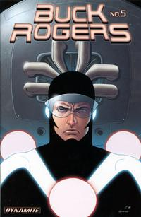 Cover for Buck Rogers (Dynamite Entertainment, 2009 series) #5 [John Cassaday Cover]