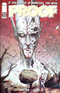 Cover Thumbnail for Proof (Image, 2007 series) #24