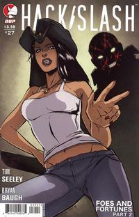 Cover Thumbnail for Hack/Slash: The Series (Devil's Due Publishing, 2007 series) #27