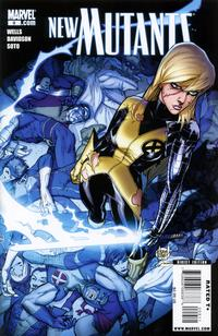 Cover Thumbnail for New Mutants (Marvel, 2009 series) #9