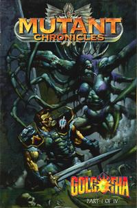 Cover Thumbnail for Mutant Chronicles: Golgotha (Acclaim / Valiant, 1996 series) #1