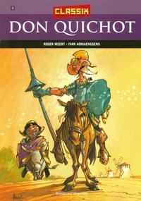 Cover Thumbnail for Classix (Standaard Uitgeverij, 2005 series) #3 - Don Quichot
