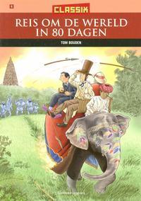 Cover Thumbnail for Classix (Standaard Uitgeverij, 2005 series) #5 - Reis om de wereld in 80 dagen
