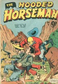Cover Thumbnail for Hooded Horseman (H. John Edwards, 1955 series) #7