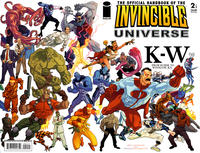 Cover Thumbnail for The Official Handbook of the Invincible Universe (Image, 2006 series) #2