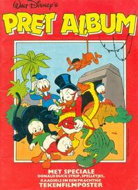 Cover Thumbnail for Walt Disney's Pret Album [Walt Disney's Pret-Album] (Oberon, 1978 series)