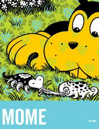 Cover Thumbnail for Mome (Fantagraphics, 2005 series) #9