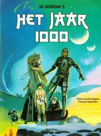 Cover Thumbnail for De Huurling (Arboris, 1984 series) #8 - Het jaar 1000