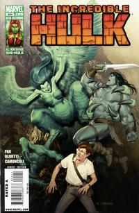 Cover Thumbnail for Incredible Hulk (Marvel, 2009 series) #604
