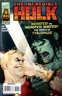 Cover Thumbnail for Incredible Hulk (Marvel, 2009 series) #605 [Direct Edition]