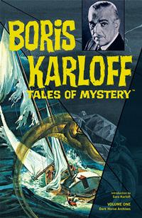 Cover Thumbnail for Boris Karloff Tales of Mystery Archives (Dark Horse, 2009 series) #1