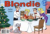 Cover Thumbnail for Blondie (Hjemmet / Egmont, 1941 series) #2009