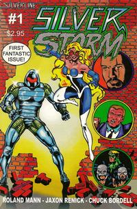 Cover Thumbnail for SilverStorm (Silverline Comics, 1998 series) #1