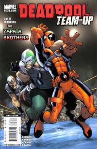 Cover Thumbnail for Deadpool Team-Up (Marvel, 2009 series) #898