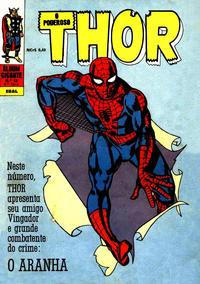 Cover Thumbnail for Álbum Gigante (4ª Série) [O Poderoso Thor] (Editora Brasil-América [EBAL], 1967 series) #11