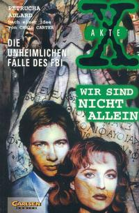 Cover Thumbnail for Akte X (Carlsen Comics [DE], 1996 series) #1
