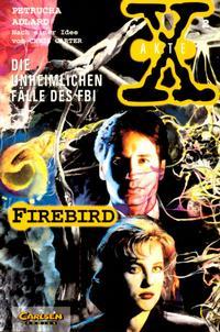 Cover Thumbnail for Akte X (Carlsen Comics [DE], 1996 series) #2