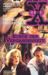 Cover Thumbnail for Akte X (Carlsen Comics [DE], 1996 series) #5