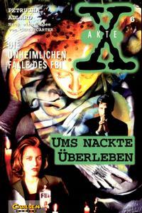 Cover Thumbnail for Akte X (Carlsen Comics [DE], 1996 series) #6