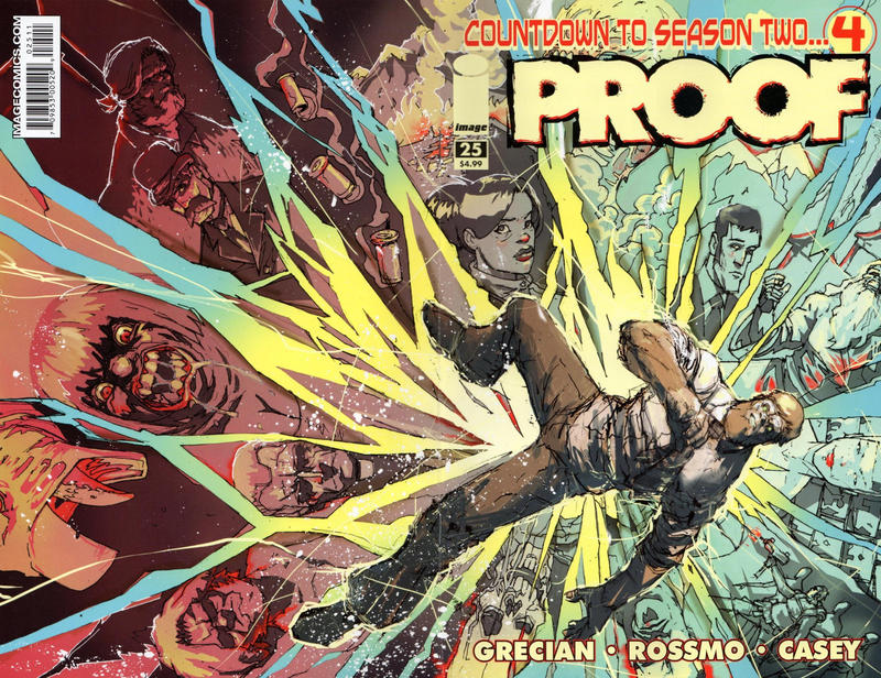 Cover for Proof (Image, 2007 series) #25