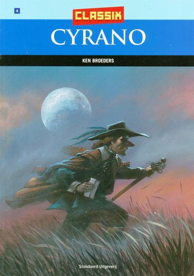 Cover for Classix (Standaard Uitgeverij, 2005 series) #4 - Cyrano